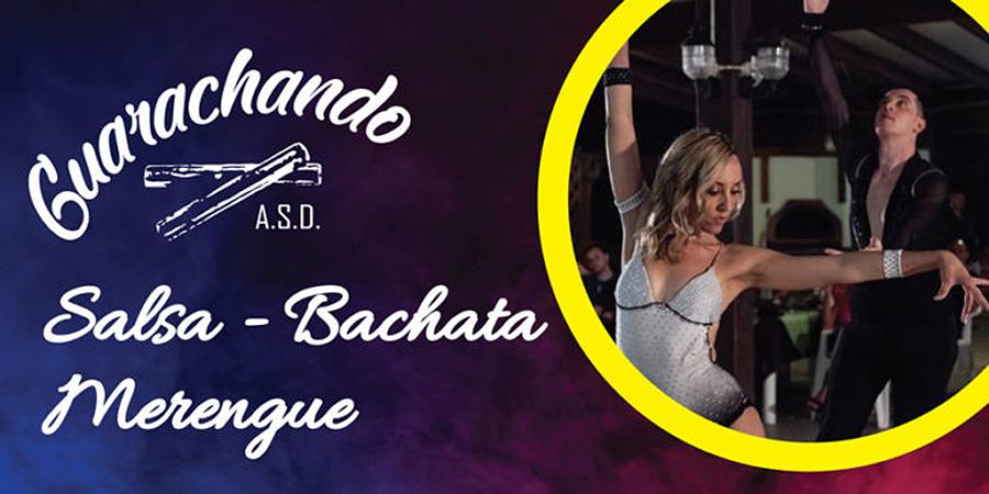 Ripartono i corsi di ballo dell'A.S.D. Guarachando